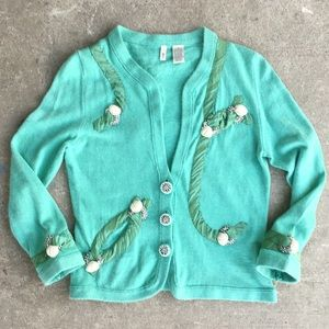 🆕 Listing! Anthro | Moth | Button Front Cardigan